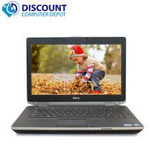 DELL LAPTOP E6420 LATiTUDE i5 2.5 WINDOWS 10 WiFi 320GB WEBCAM HDMI DVDRW HD PC
