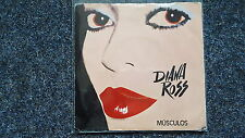 Diana Ross - Muscles/ Musculos 7'' Single SPAIN/ Andy Warhol