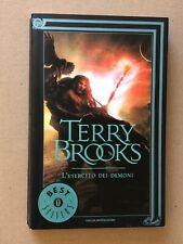 Terry Brooks - L'ESERCITO DEI DEMONI - Oscar Mondadori Best Sellers