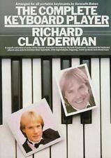 THE COMPLETE KEYBOARD PLAYER - Richard Clayderman