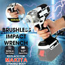 1/2'' 360Nm Torque Impact Wrench Brushless Cordless Electric Wrench Drill
