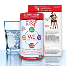 Doctor's Select Nutraceuticals Weight Loss 4 - 90 Tablets Diet Program Enclosed