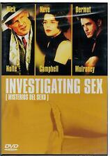 Investigating Sex (DVD Nuevo)