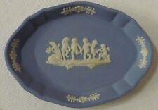 Wedgwood Schale Jasperware blau oval