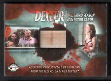 DEXTER SEASON 3 (Breygent) PROP CARD #D3 - P3 FRAMED PHOTOGRAPH (WOOD)