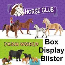 Schleich Farm Life Horse Club Box Blister Display Pezzi Singoli Seleziona