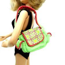 Barbie Fashion Accessory Faux Leather Handbag Purse