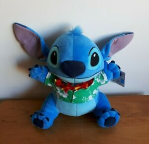 Lilo and Stitch Plush Large Hawaiian Soft Stuffed Toy 30cm Disney SEGA NEW