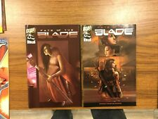 Fate Of The Blade Issues #1 & 2 Comic Book Lot DW Dreamwave 2002