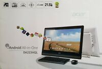 """Acer Touch Tablet 21,5"""" 54,6cm FullHD Smart LED LCD Touchscreen HDMI USB SD OVP"""