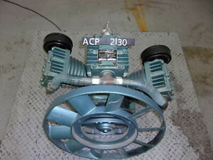 NEW CURTIS TOLEDO AIR COMPRESSOR PUMP ES-100 10 HP (ACP2130)