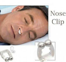ANTI SNORE Nose clips Stop Snoring Sleep Aid Snore Free Night Magnet