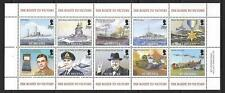 ST.HELENA SG946a 2005 END OF WORLD WAR II SHEETLET MNH