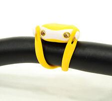 Infini Wukong White LED Bicycle Headlight, Yellow