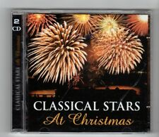 (HX42) Classical Stars At Christmas, 38 tracks various artists - 2006 double CD