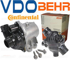 OEM Electric Engine Water Pump + Bolts & Behr Thermostat BMW