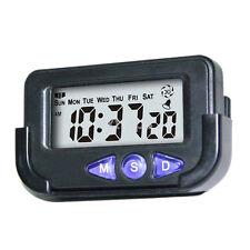 Practical Digital Car Electronic Alarm Clock Creative Time Auto Stopwatch CA