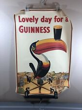 Vintage Lovely Day For A Guinness Poster by John Gilroy 1935
