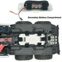 For TRAXXAS TRX-6 6X6 Mercedes-Benz G63 Upgraded Secondary Battery Compartment