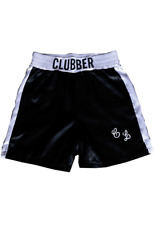 Trick or Treat Rocky Rocky III Movie Clubber Lang Costume Boxing Trunks TTMGM110