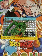 Dragon Ball Z PP Card Prism hard 760