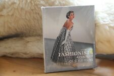 """Fashionista - A Century of Style Icons"" Book by Simone Werle - Brand New"
