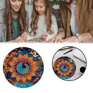 1000 Pieces Of Puzzle Multicolor Challenge 1000 Pieces Of Circular Puzzle Game