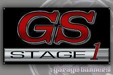 GS Stage 1 Gran Sport Buick Garage Banner Shop Car Sign 2' x 4'