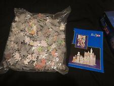 PUZZ 3D ~ ALPINE CASTLE 1000 Piece JIGSAW PUZZLE