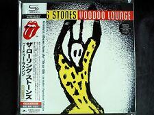 The Rolling Stones - Voodoo Lounge Japan SHM-CD Mini LP OBI Brand New UICY-94582