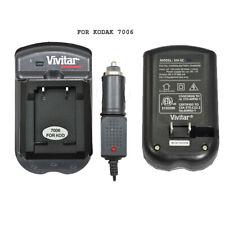 Battery Charger AC/DC FOR KODAK 7006 K7700-C