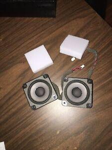 Bose Sound Dock speakers