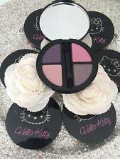 Hello Kitty Palette Quatuor Eyes Shadow Eyelids 03 Smoky Purple