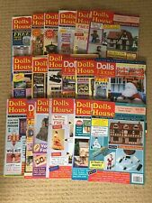 More details for dolls house magazines x 28