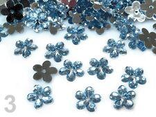 Streublumen Spiegelsteine Deko Blüten Tischdeko Streudeko Ziersteine