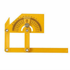 Four-Sided Measuring Instrument Angle-izer Template Ruler Mechanism Slides Tool