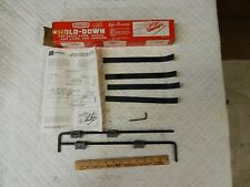 Craftsman Crown Logo Hold Down for Table Saws and Jointers 9-3230.