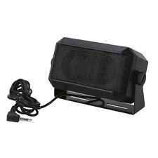 RoadPro RPSP-15 Universal External CB Car Mobile Radio Speaker 3.5mm Interface