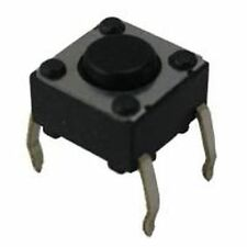 Small Tactile PCB Switch / Button (Pack of 10)
