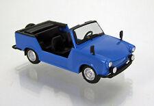 Herpa 024808-002 IFA Trabant P 601 Kübel - himmelblau / sky blue