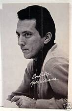 Andy Williams Rock N Roll ExhibitSupply Vending Card