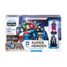 DC Comics Super Heroes the WatchTower Hero Portal Plug & Play Starter Pack