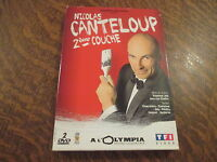 2 dvd nicolas canteloup 2eme couche a l'olympia