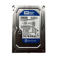 """Western Digital WD 250GB WD2500AAJB 7200RPM PATA/IDE 3.5"""" Desktop HDD Hard Drive"""