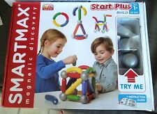 SmartMax Magnetic Discovery Start Plus Build 30 Pieces Age 1 +