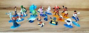 Disney Pixar Micro Collection Figurines--Mattel 2019--Collect All Your Favorite!