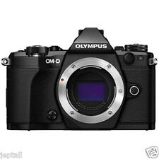 "Olympus OM-D E-M5 Mark II Body 16.1mp 3"" Digital Camera Brand New Jeptall"