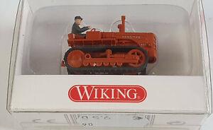 WIKING 8440228 Hanomag-Raupenschlepper K 55 Spur HO