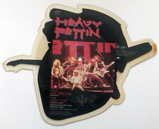 "HEAVY PETTIN - LOVE TIMES LOVE - 1984 UK RELEASE - VINYL, 7"", PICTURE DISC, 45 R"
