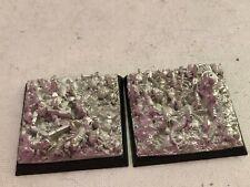 Warhammer Tomb Kings Tomb Swarm Scarab Swarms (2) metal Oop